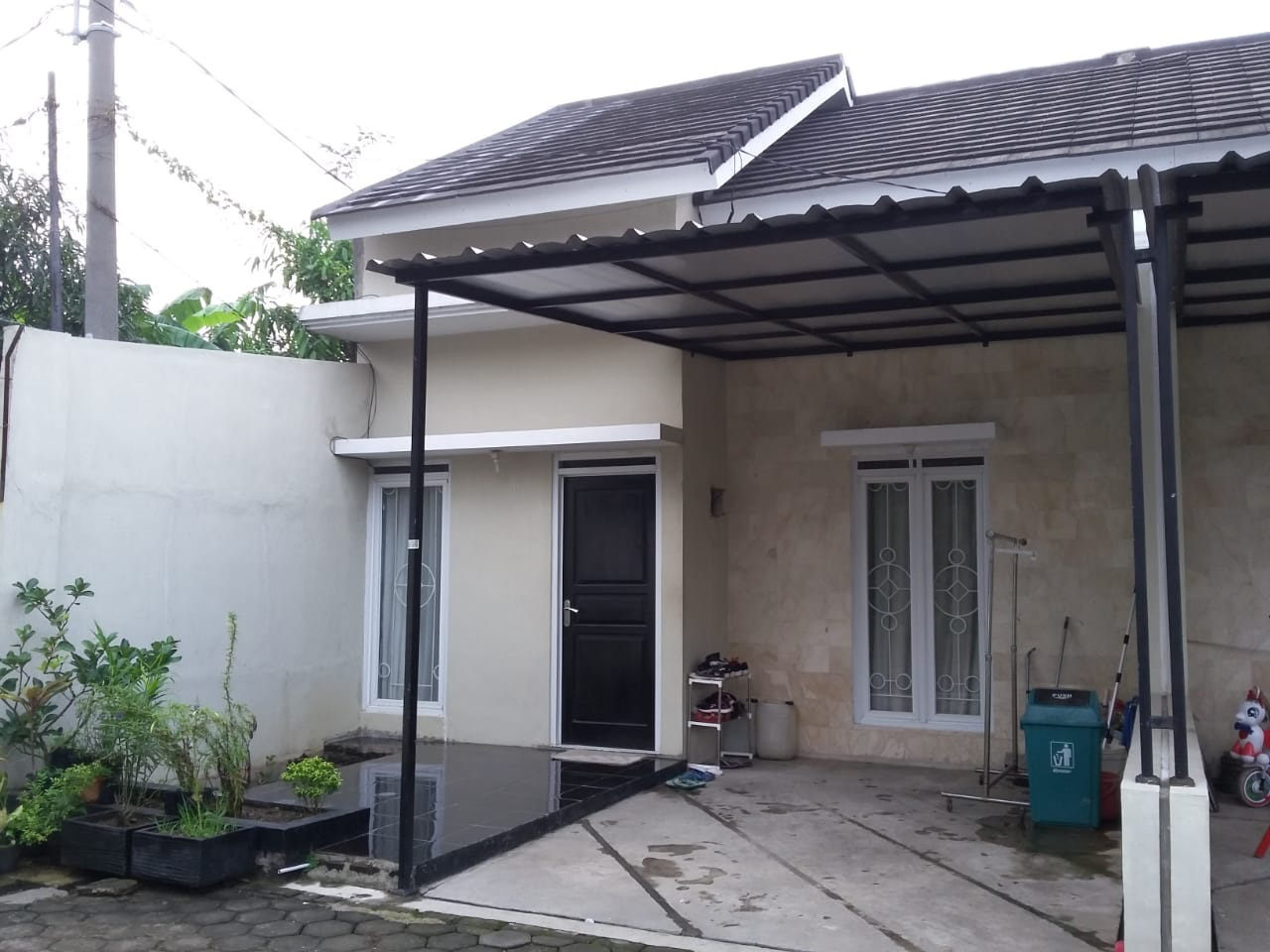 RUMAH TAKE OVER FULL FURNISHED DAERAH CIWASTRA