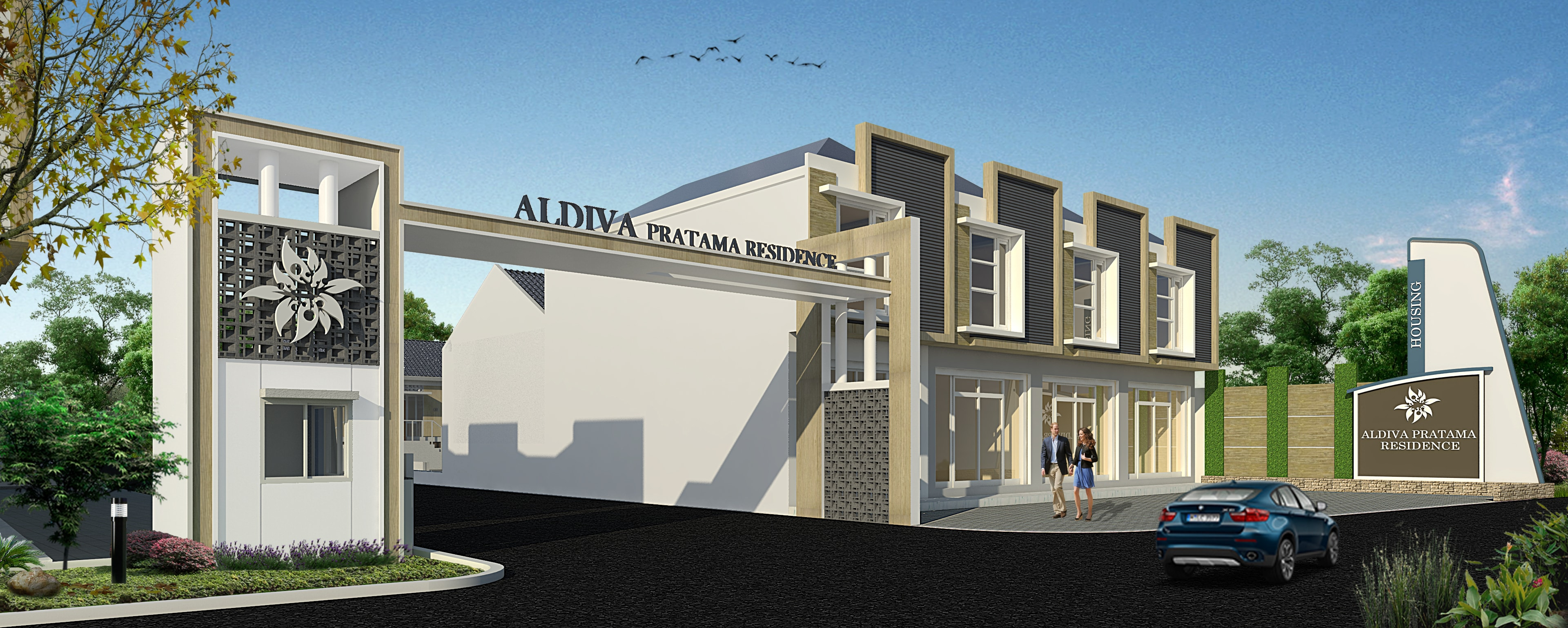 NEW PROJECT - ALDIVA PRATAMA RESIDENCE